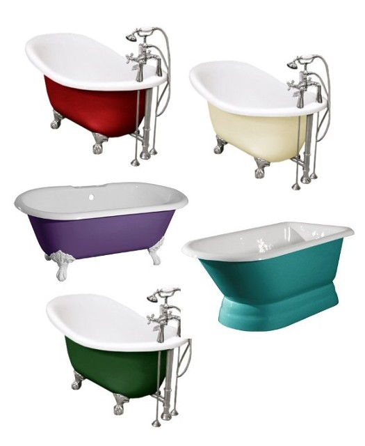 Paint Bathroom Tub: ** Costom Color